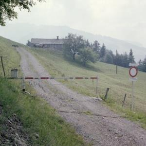 ABB-Alpen, Güterweg Bezau auf Seefluh / Helmut Klapper von Klapper, Helmut