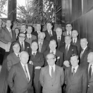 Diplomaten-Empfang im Ill-Park Feldkirch / Helmut Klapper von Klapper, Helmut