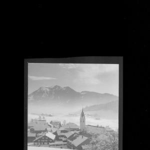 Schwarzenberg im Bregenzerwald gegen Niedere von Risch-Lau