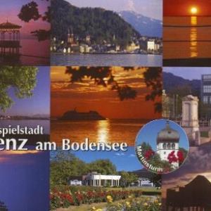 Festspielstadt Bregenz am Bodensee / Aufnahme von Norbert Mähr von Mähr, Norbert