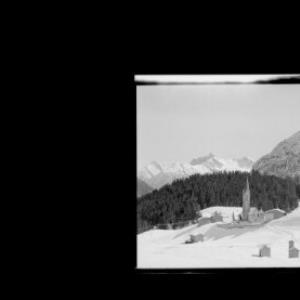 Warth am Arlberg 1500 m von Risch-Lau