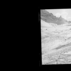 Warth am Arlberg 1500 m, Sessellift Steffis Alpe 1950 m von Risch-Lau