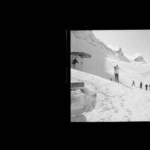 Warth / Skigebiet Steffisboden von Risch-Lau