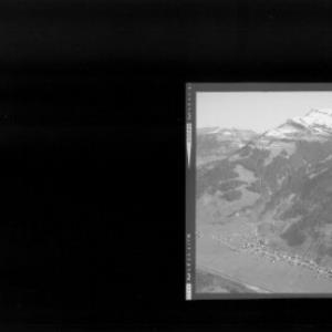 Blick auf Schoppernau und Diedamskopf von Risch-Lau