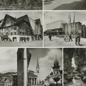 Messestadt Dornbirn / Aufnahme von Rhomberg von Rhomberg, ...