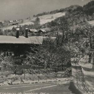 Cafe Watzenegg, ob Dornbirn, 645 m / Heim von Heim, ...