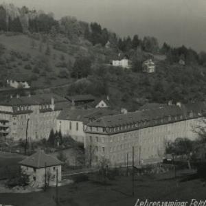 Lehrerseminar Feldkirch / Heim von Heim, ...