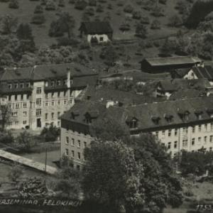 Lehrerseminar, Feldkirch / Heim von Heim, ...