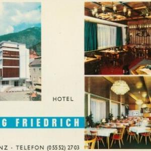 Hotel von Tiroler Graphik