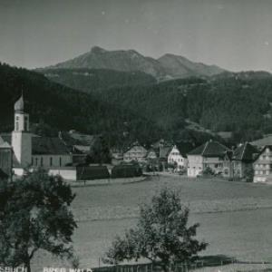 Andelsbuch Breg. Wald / Hiller von Hiller, ...