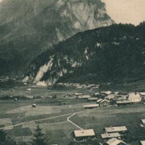 Au (Bregenzerwald) / Aufn. v. L. Heim von Heim, L.