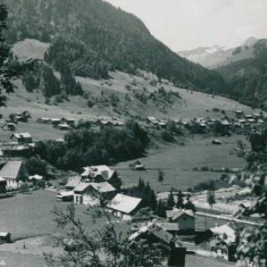 Au i. Bregenzerwald / K. Hiller von Hiller, Kaspar