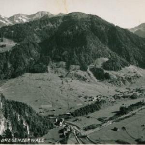 Au i. Bregenzerwald / Aufnahme Risch-Lau von Risch-Lau, ...