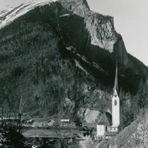 Au mit Kanisfluh / Aufnahme Rhomberg von Rhomberg, ...