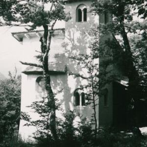 Kapelle Bengath Au Bregenzerwald von Foto Hiller