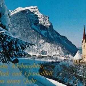 Au Frohe Weihnachten, von Diacenter, Häusle H.