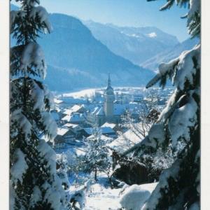Bezau im Bregenzerwald von