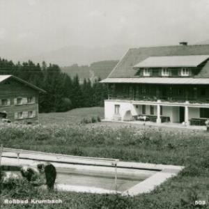 Roßbad Krumbach / Winsauer von Winsauer, ...