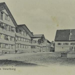 Sulzberg in Vorarlberg von [Verlag nicht ermittelt]