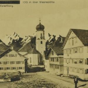 Sulzberg i. Bregenzer Wald Vorarlberg von Ulrich, A. jun.
