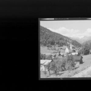Silbertal im Montafon / Vorarlberg von Risch-Lau