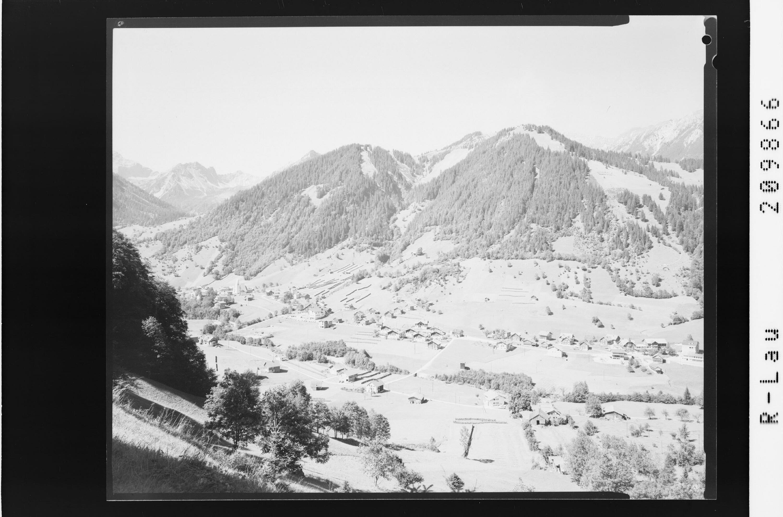 Brand 1047 m / Vorarlberg von Risch-Lau