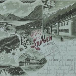 Klösterle Gruss von Zieher, Ottmar