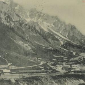 Klösterle Langen am Arlberg / Aufnahme von H. Watzek von Watzeck, H.