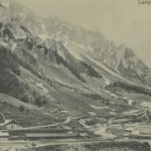 Klösterle Langen a. Arlberg / Aufnahme von Hans Watzeck von Watzeck, H.