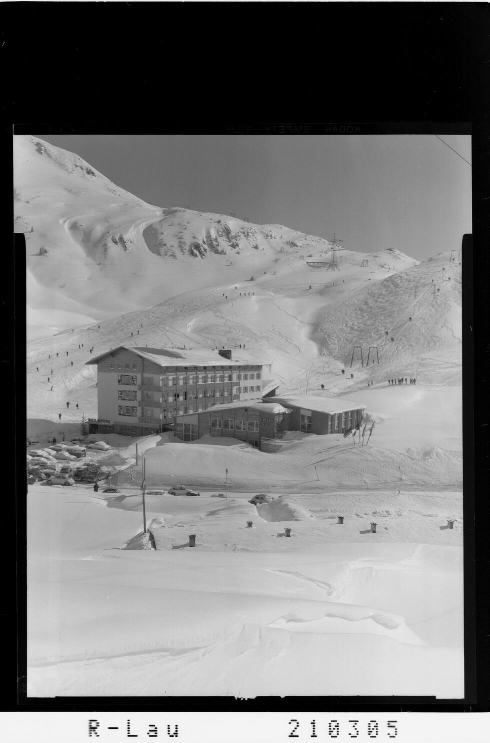 [St.Christoph am Arlberg / Hotel Bellevue]