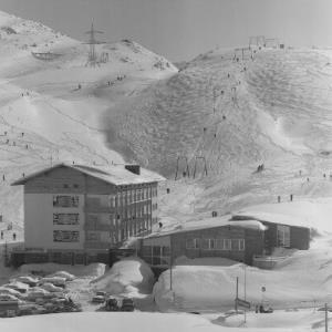 St.Christoph am Arlberg / Hotel Bellevue von Risch-Lau
