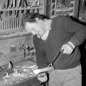 Altes Handwerk: Wagner / Oliver Benvenuti von Benvenuti, Oliver
