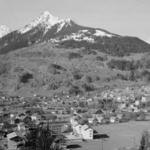 Tschagguns, Montafon Tschaggunser Mittagspitze 2169 m von Risch-Lau