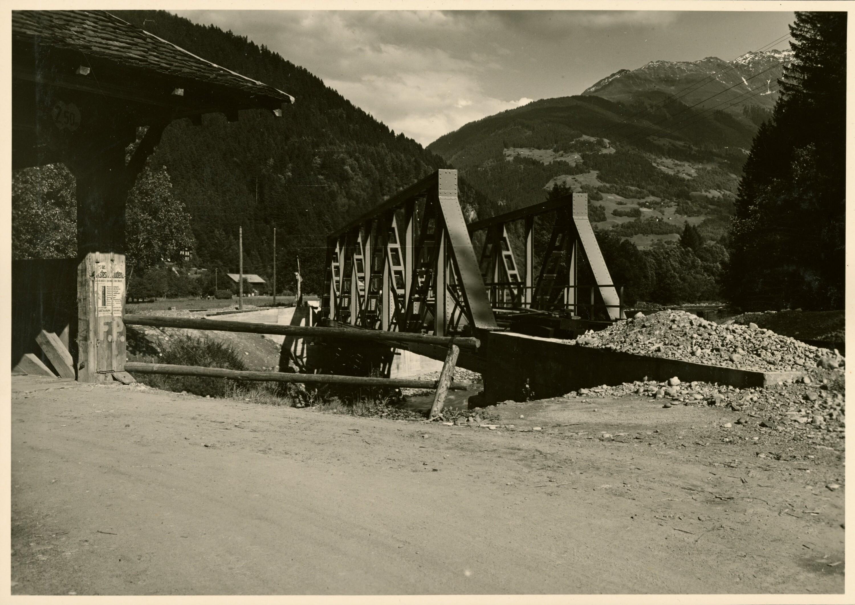 Rodundwerk, Illbrücke / Vorarlberger Illwerke von Anonym