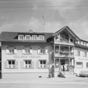 Gasthof Schäfle in Rankweil / Vorarlberg von Risch-Lau