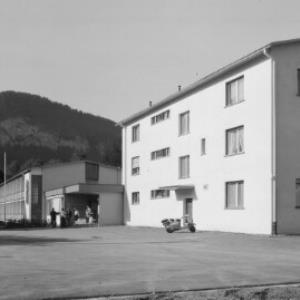 Erholungsheim Rütte ob Götzis von Risch-Lau