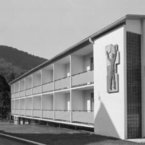 Götzis, Vorarlberg, Erholungsheim - Rütte von Risch-Lau