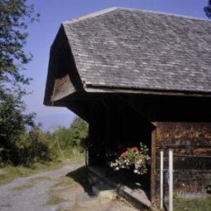 Zwischenwasser, Stöck-Kapelle / Helmut Tiefenthaler von Tiefenthaler, Helmut