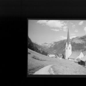 Sonntag im Grossen Walsertal mit Rothorn und Glattmar von Risch-Lau