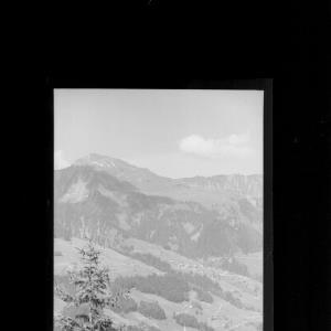 Sonntag und Fontanella gegen Zafernhorn Vorarlberg von Risch-Lau
