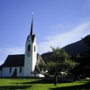St. Anton, Pfarrkirche / Helmut Tiefenthaler von Tiefenthaler, Helmut