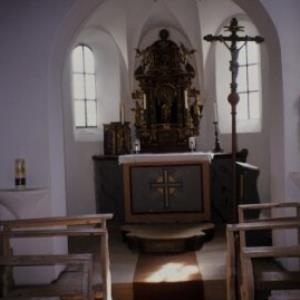 Lech, Kapelle Bürstegg / Helmut Tiefenthaler von Tiefenthaler, Helmut