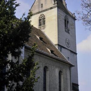 Bregenz, Pfarrkirche St. Gallus / Helmut Tiefenthaler von Tiefenthaler, Helmut