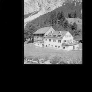 Bad Rotenbrunnen im Grossen Walsertal von Risch-Lau