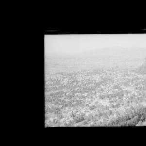 Hohenems mit Blick zum Pfänder von Risch-Lau