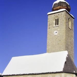 Lech, Pfarrkirche / Helmut Tiefenthaler von Tiefenthaler, Helmut
