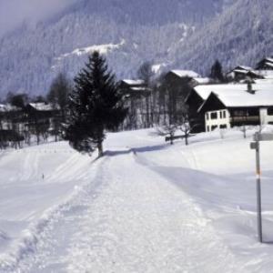 St. Gallenkirch, Winterweg Gortipohl / Helmut Tiefenthaler von Tiefenthaler, Helmut