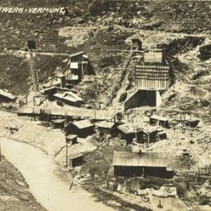 Gaschurn Partenen Einlaufwerk - Vermunt von Alpine Lichtbildnerei, Nipp J.