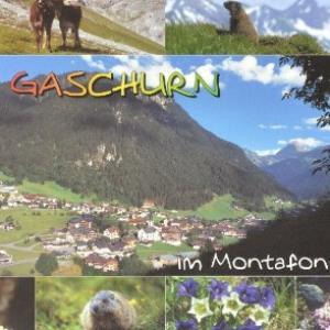 Gaschurn / Aufnahme von Norbert Mähr von Mähr, Norbert