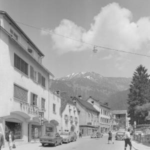 Bludenz, Vorarlberg Wichnerstrasse von Risch-Lau